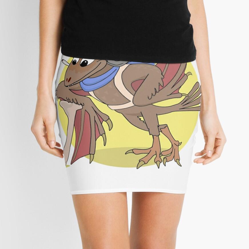 Yi qi Express Mini Skirt