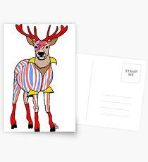 Deervid Bowie Postcards