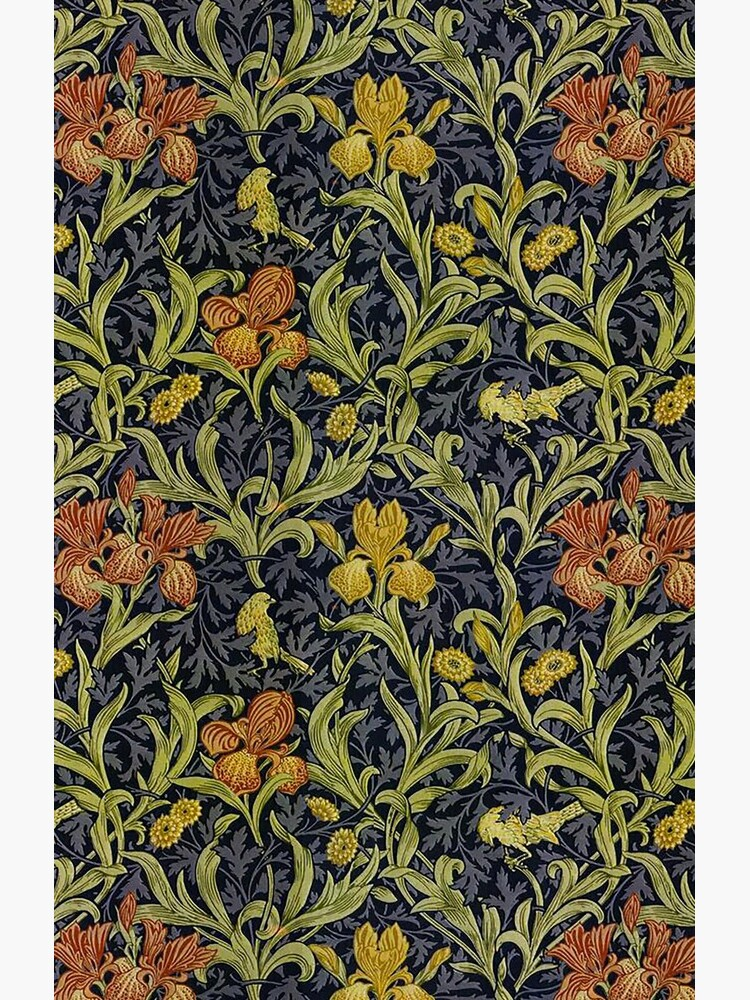 WILLIAM MORRIS COLLECTION DETAIL 1011 by tomb42