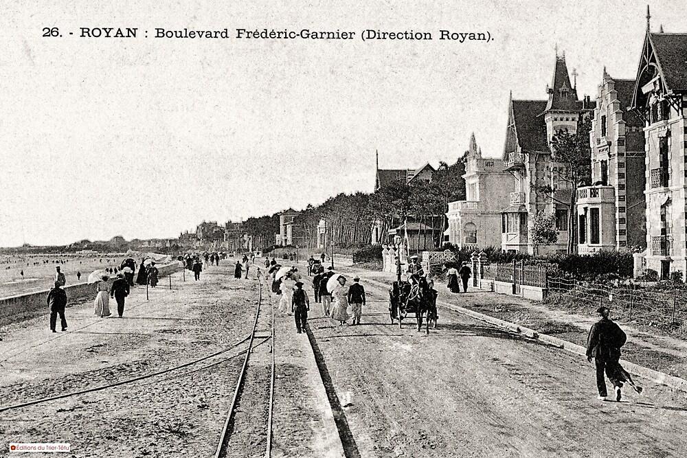 « Boulevard Frédéric Garnier » par Francois Richet