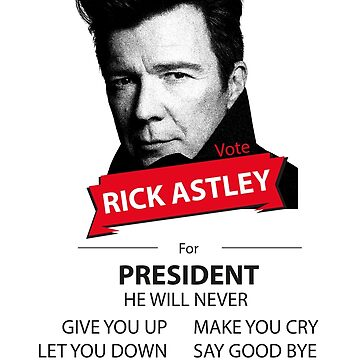 Vote Rick for president by hypnotzd