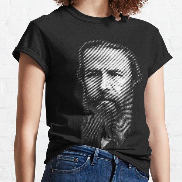 Fyodor Dostoyevsky, portrait Classic T-Shirt