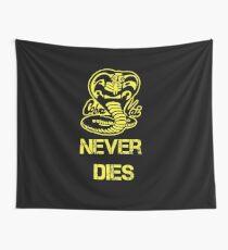 niemals sterben Wandbehang