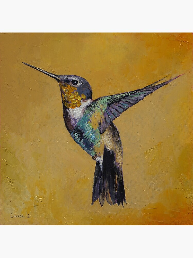 Hummingbird by michaelcreese