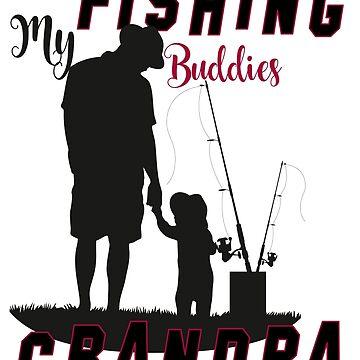 Fishing Grandpa by johnlincoln2557