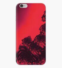 dark red rose iPhone Case