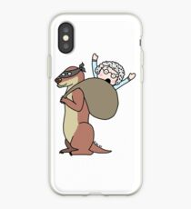 Gran Theft Otter iPhone Case