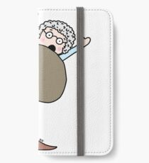 Gran Theft Otter iPhone Wallet/Case/Skin