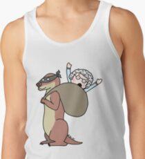 Gran Theft Otter Men's Tank Top