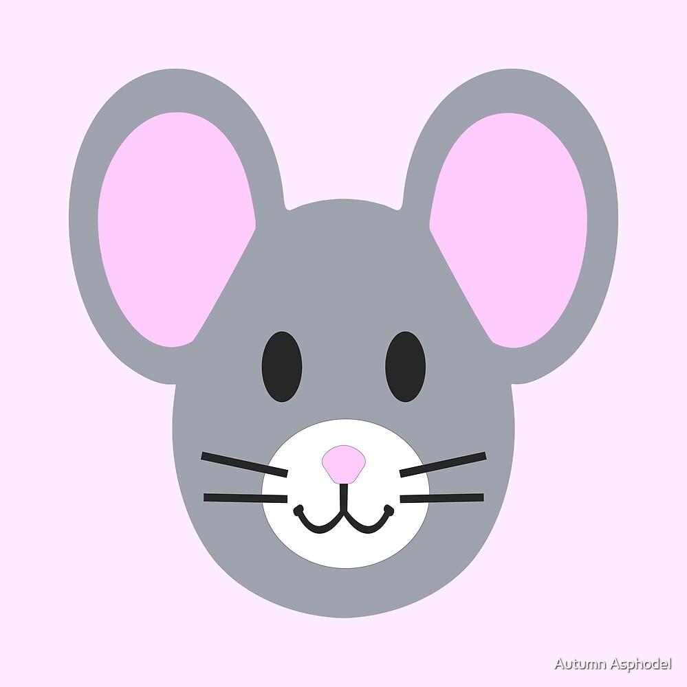 Roostah The 2 Pink Rat by Autumn Asphodel