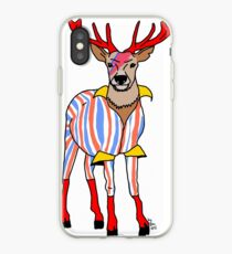 Deervid Bowie iPhone Case