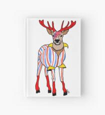 Deervid Bowie Hardcover Journal