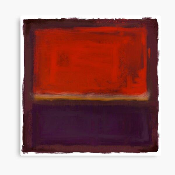 Primary 1 Canvas Print