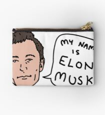 My Name Is Elon Musk Studio Pouch