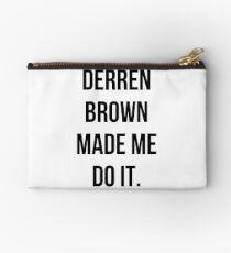 Derren Brown Made Me Do It Studio Pouch