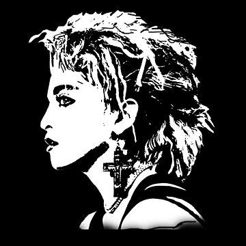 MATERIAL GIRL - MADGE MY GIRL by MelanixStyles