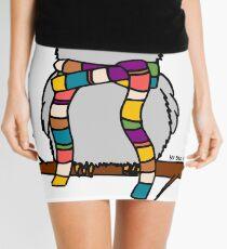 Dr Hoo Mini Skirt