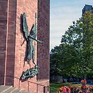 Coventry Cathedral by Alan Organ LRPS