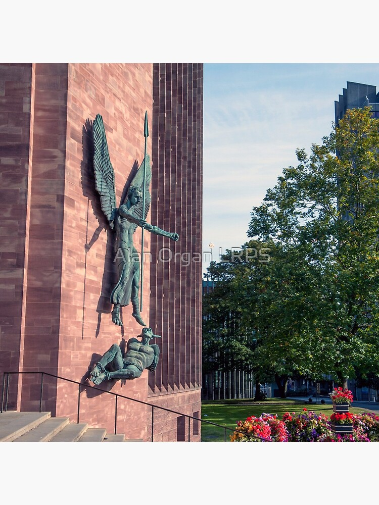 Coventry Cathedral by AlanOrgan
