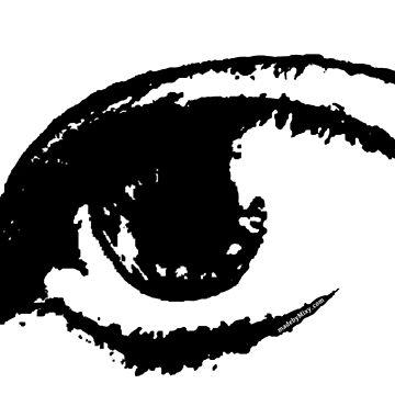 Mixy's Eye by pentangled