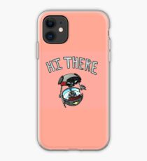 Gortys with text  iPhone Case