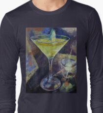 Appletini Long Sleeve T-Shirt