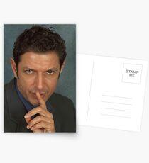 Jeff Goldblum Postcards