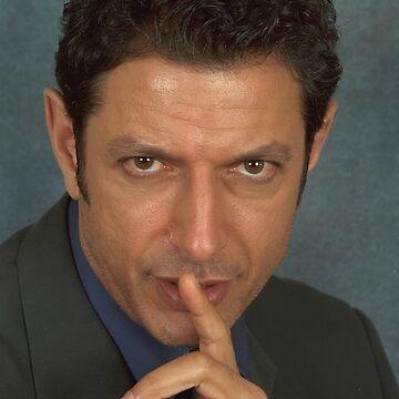 Jeff Goldblum by jonzes