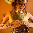 """""""shades of gold"""" by Ottomar  von Manati Herz"""