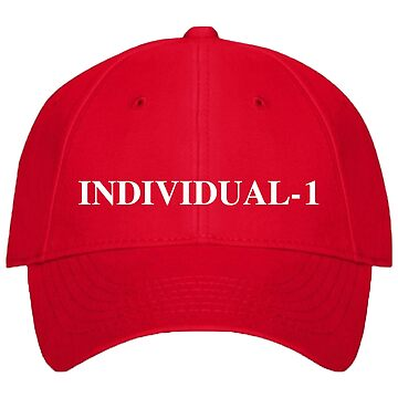 Individual 1 - MAGA Red Hat by Thelittlelord