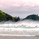The surf's up at Magical Medlands........!! by Roy  Massicks