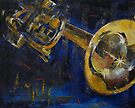 Trumpet by Michael Creese