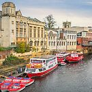 On The River Ouse by StephenRphoto