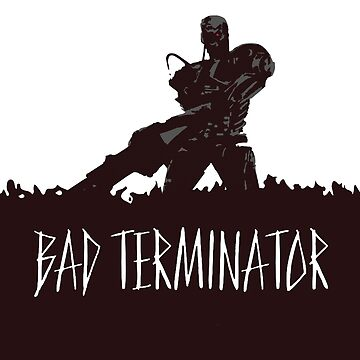Bad Terminator by -monkey-
