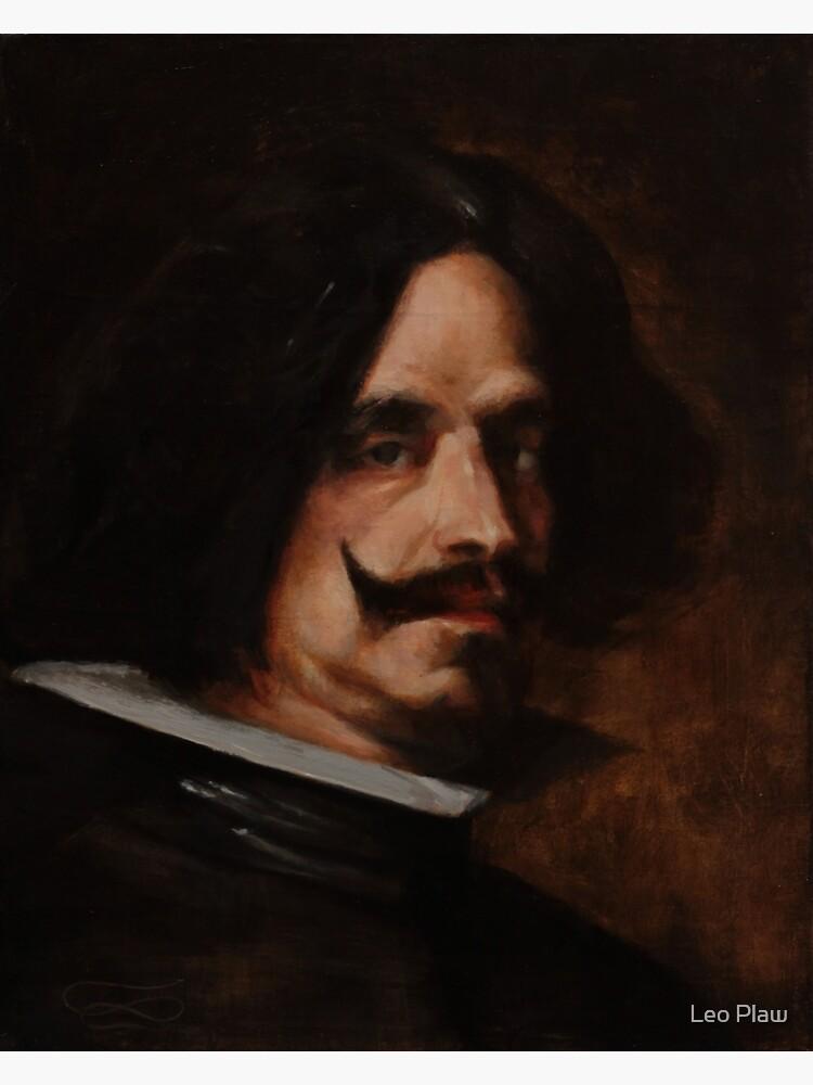 Diego Velázquez by leoplaw