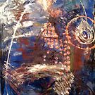 Blue #2 by Mariam Muradian