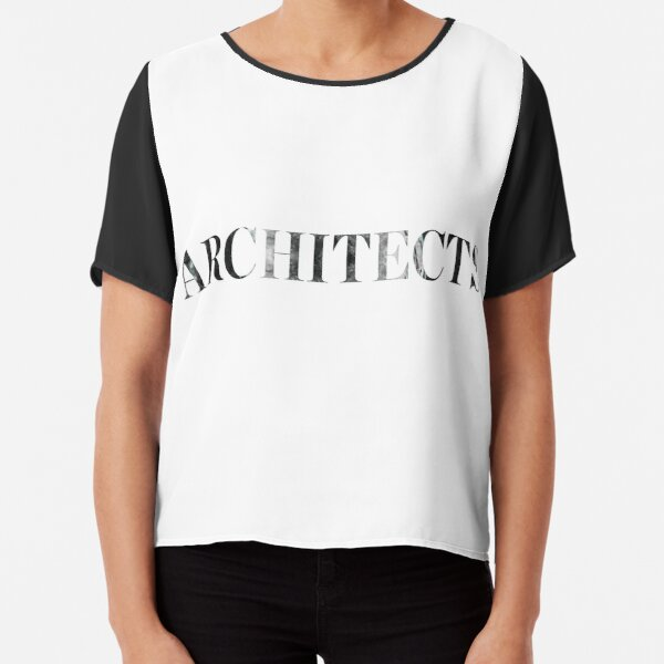 Architects Holy Hell II Chiffon Top