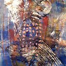 Blue #1 by Mariam Muradian