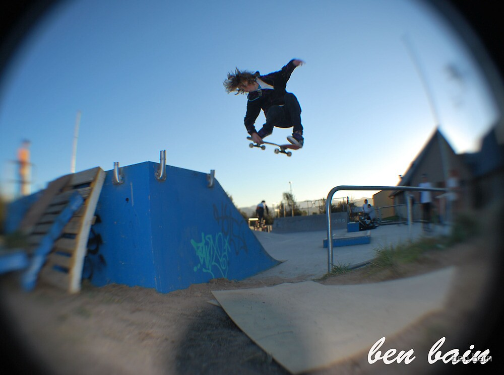 skaterat with steez by ben bain