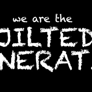 We are the Jilted Generation by metropol