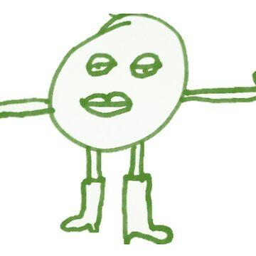 madame verde de freddieobrion