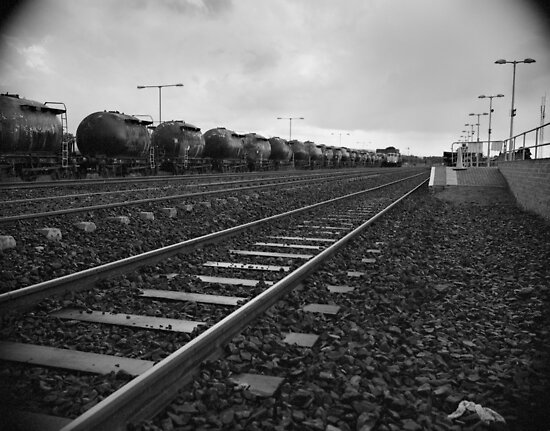 Limerick Junction by rorycobbe