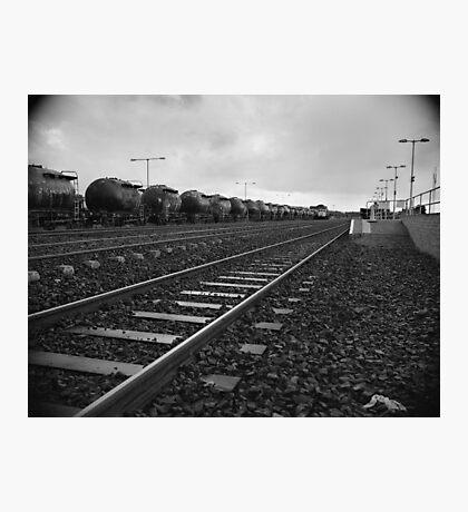 Limerick Junction Photographic Print
