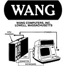 Wang Computers Logo - Black by philarego