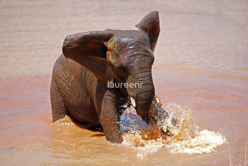 Water Fun - VI by laureenr