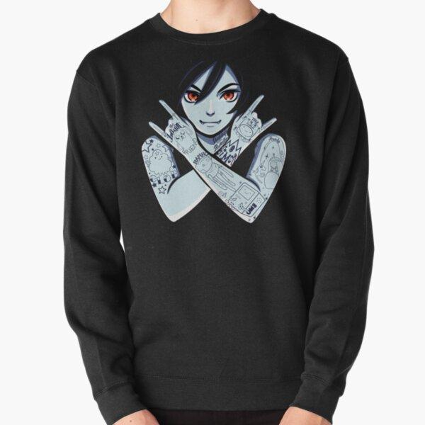 Vampire Queen Pullover Sweatshirt