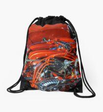 Crossflow Drawstring Bag
