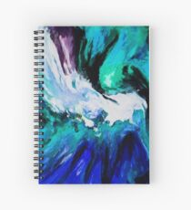 Splash 1 Spiral Notebook
