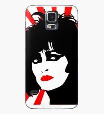Siouxsie und die Banshees Hülle & Klebefolie für Samsung Galaxy