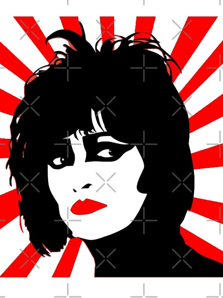 Siouxsie und die Banshees von Thelittlelord